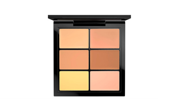 PRO Conceal and correct palette (3 teintes) - 40€