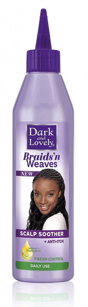 Scalp Soother Braid's Weaves, Dark and Lovely, 7,50€