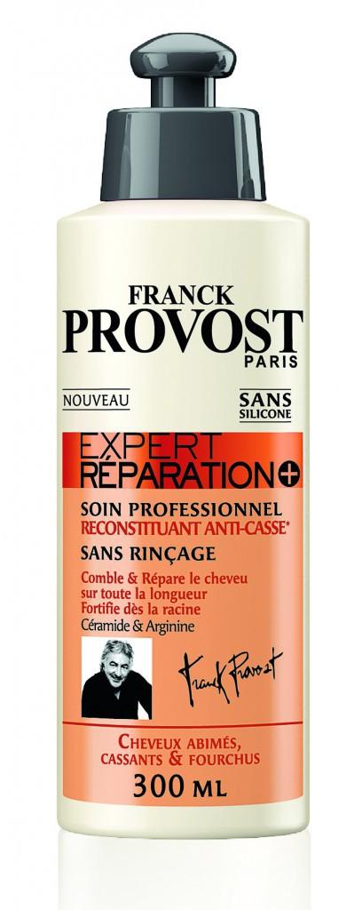 Soin reconstituant anti-casse, Expert Réparation, Franck Provost, 6€