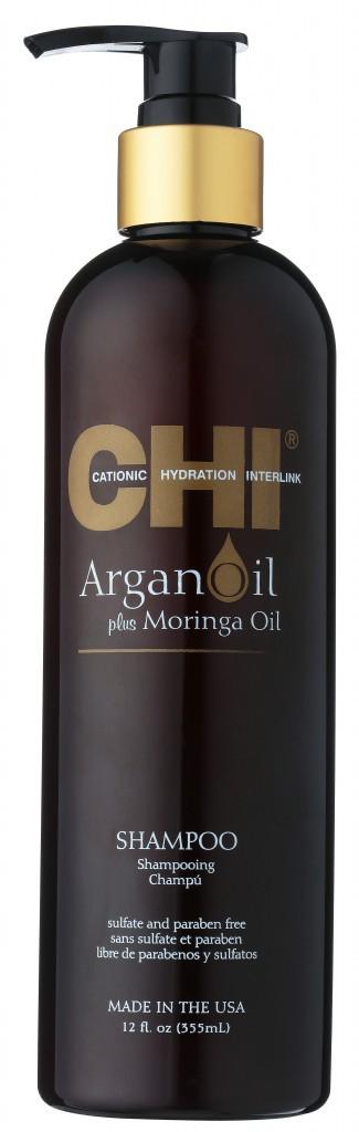 Shampooing à l'argan, CHI, chez Parashop 19€