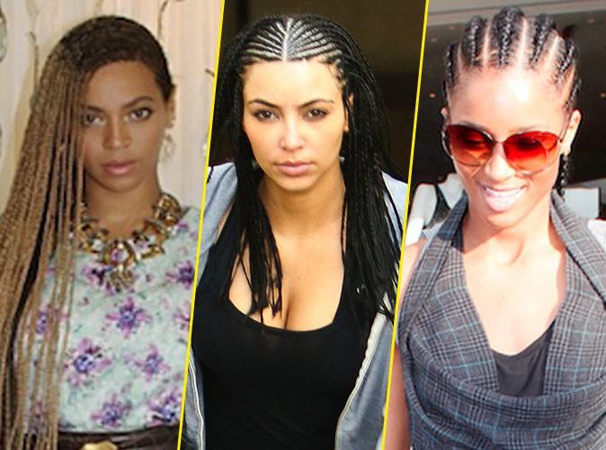 Photos : spécial cheveux : le grand retour des tresses collées !