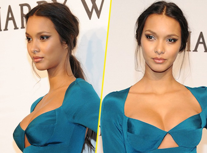 Lais Ribeiro : la queue de cheval bohème