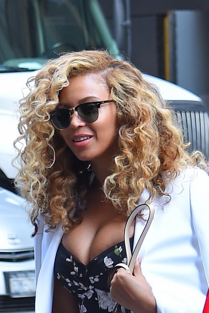 Les jolies boucles comme Beyoncé