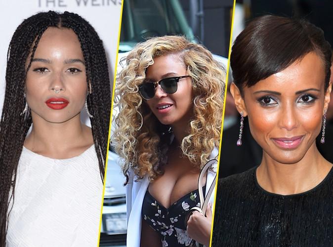 Photos : Spécial coiffure : cheveux afro, les 9 coiffures tendances des stars !