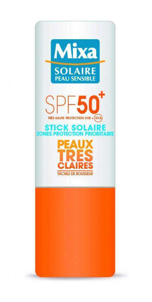 Stick Solaire SPF 50- Mixa
