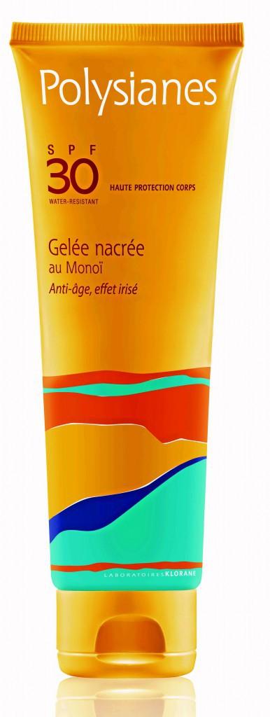 J'oublie la crème solaire (Gel fuide hydratant, Idéal soleil, SPF 30, Vichy 18,65 €)