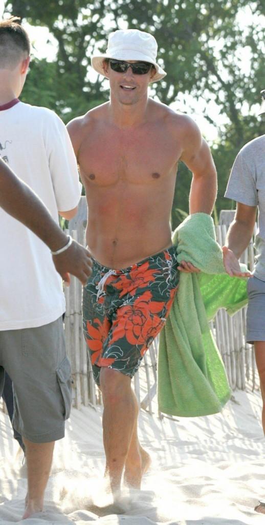 Matthew McConaughey !