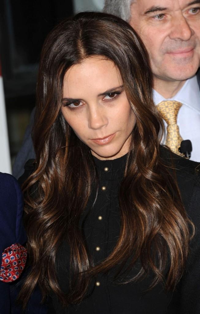 Victoria Beckham, elle se tue au travail !