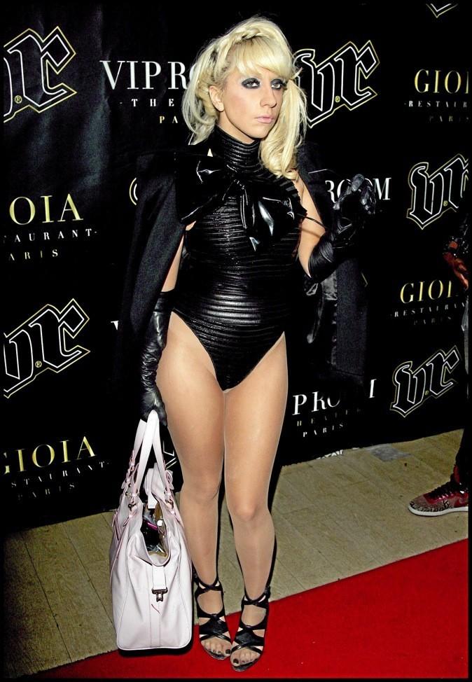 Lady Gaga avant !