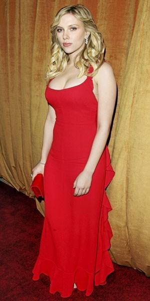 Le régime de Scarlett Johansson, 65 kg : no limit !