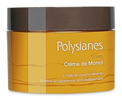 Les îles à portée de main : Crème de Monoï, Polysianes, 19,90€