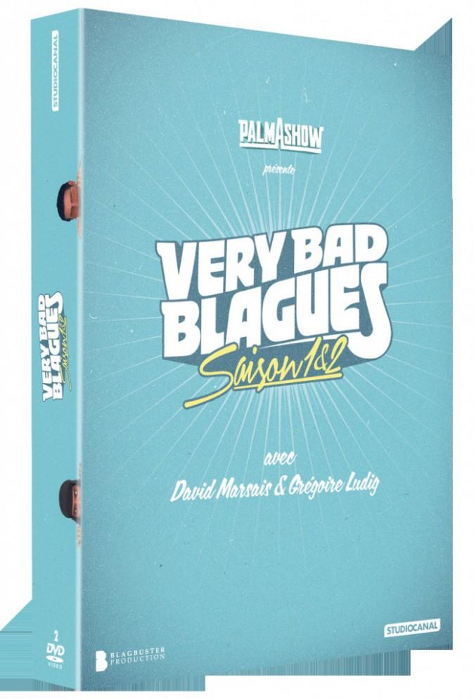 Coffret DVDVery Bad Blagues,saisons 1 et 2, Studio Canal, 15,99 €