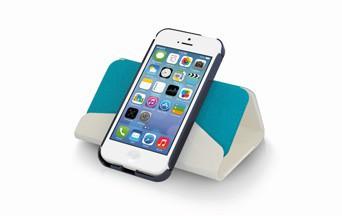 Étui iPhone 5C, Macally Wallet, 17,95 €