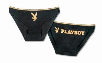 Lot de deux culottes, Playboy 11,90 €
