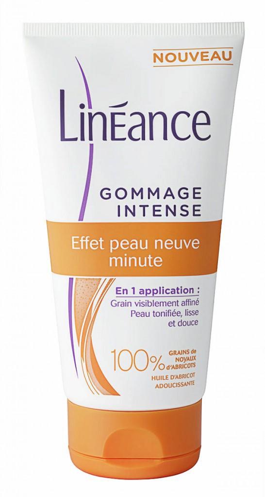 Décapage contrôlé Gommage Intense effet peau neuve minute, Linéance 5,20 €