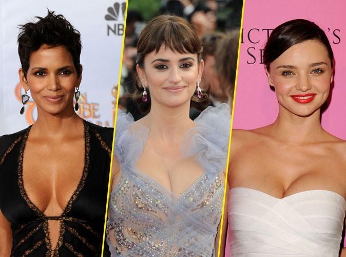 Spécial seins : les décolletés de stars les plus sexy !