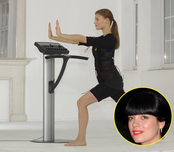 Sport de star :se remodeler à moindre effortcomme Lily Allen avecla Mihabodytech!