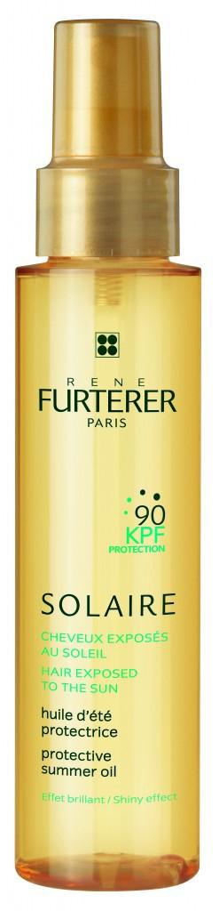 Avant l'exposition : Huile d'été protectrice, René Furterer 13,90€
