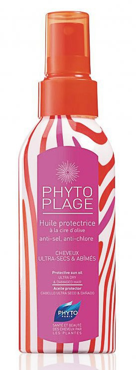 Avant l'exposition : Huile protectrice, Phytoplage 14,50€