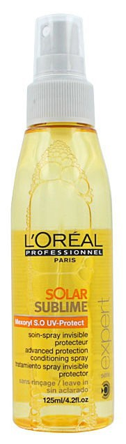 Avant l'exposition : Soin protecteur, Solar sublime, L'Oréal 18€