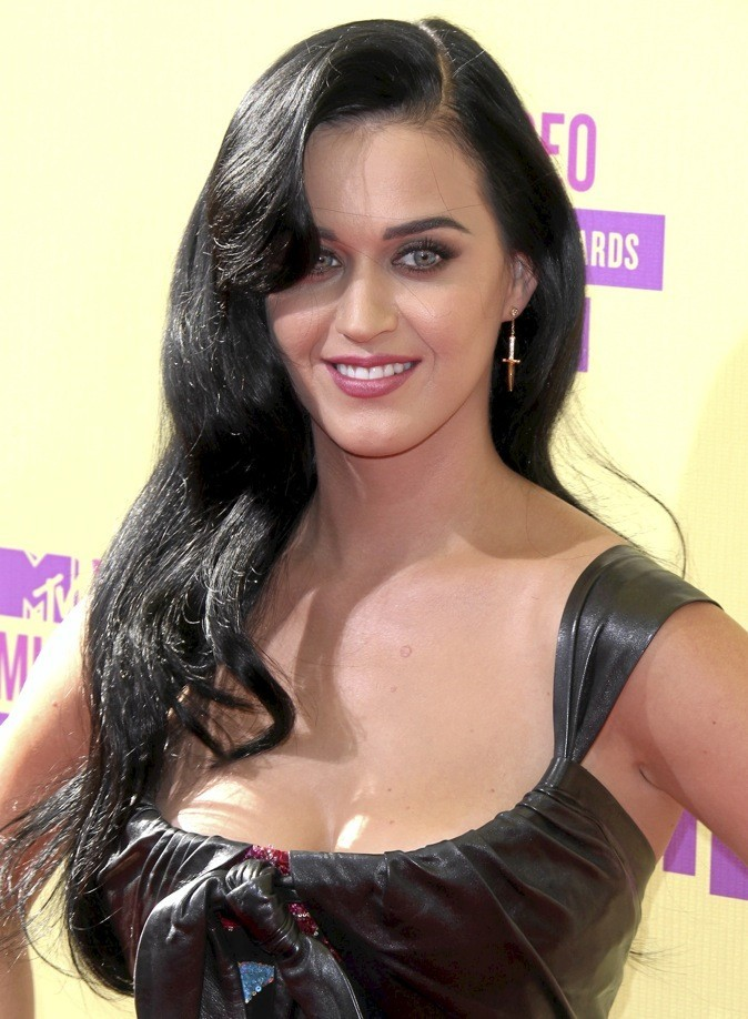 Katy Perry : glamourissime !