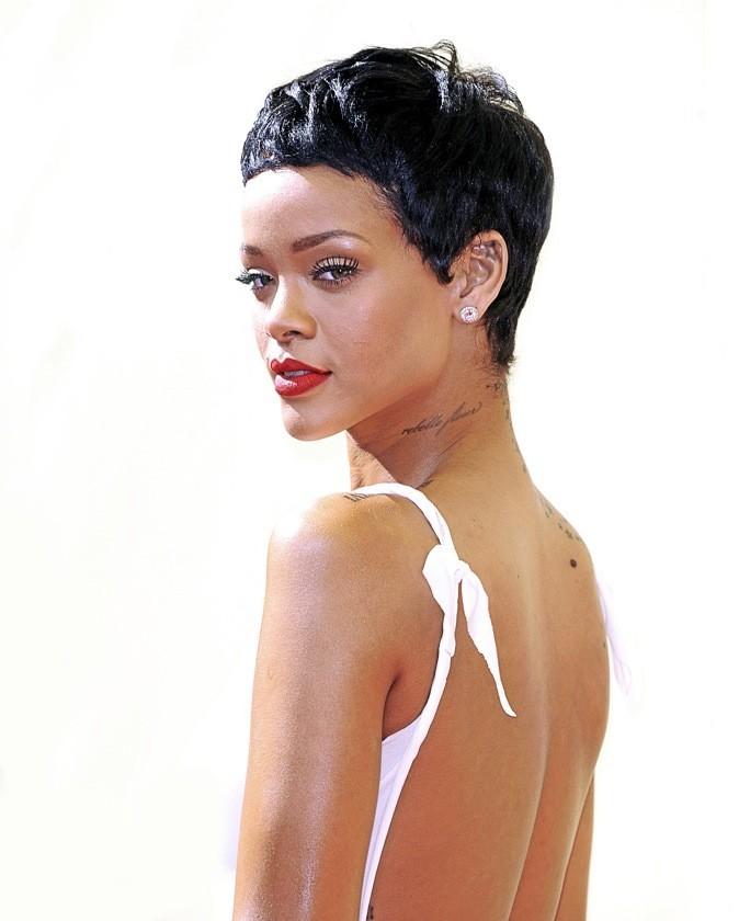 Rihanna : garçon manqué !