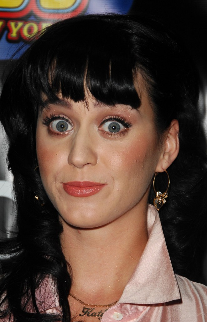 Katy Perry à ses débuts