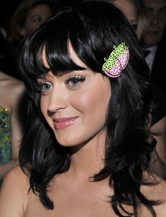 Katy Perry, sa peau c'est chaud