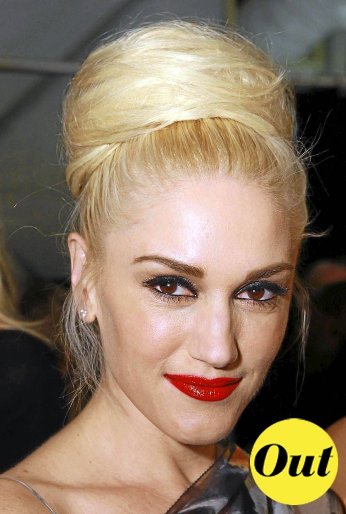 Les tendances beauté été 2011 : la bouche rouge de Gwen Stefani