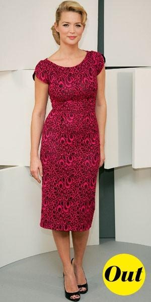 César 2010 : la robe L'Wren Scott de Virgine Efira