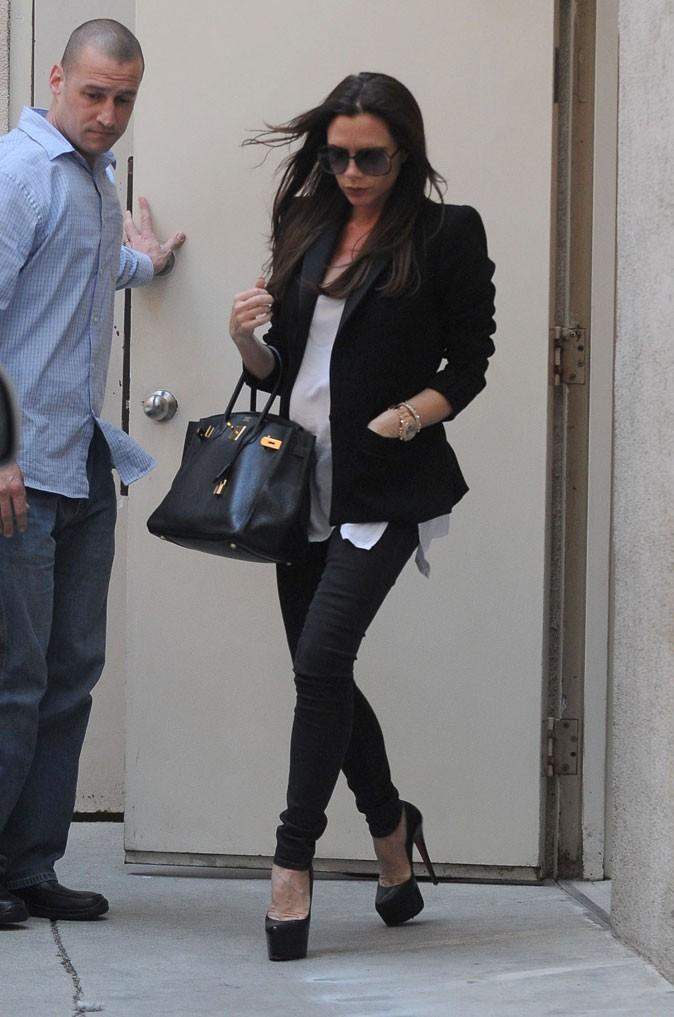 Victoria Beckham en avril 2011