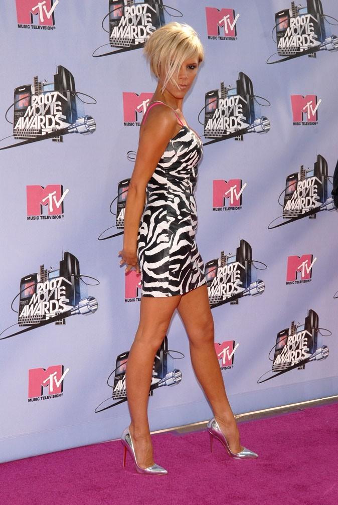 Victoria Beckham en juin 2007