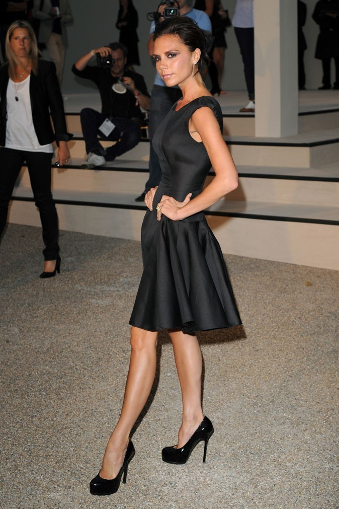 Victoria Beckham en septembre 2009