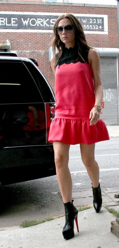 Victoria Beckham en septembre 2011