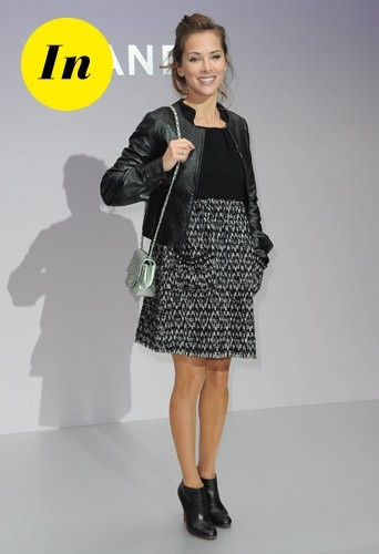 Mélissa Theuriau chez Chanel