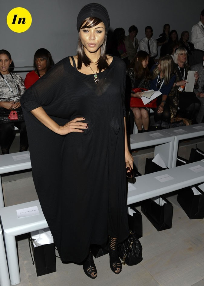 Fashion Week de Londres : Ana Araujo au défilé Felder and Felder !