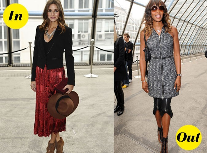 Fashion Week de Londres : les looks in & out des fashionistas !