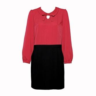 La robe bicolore