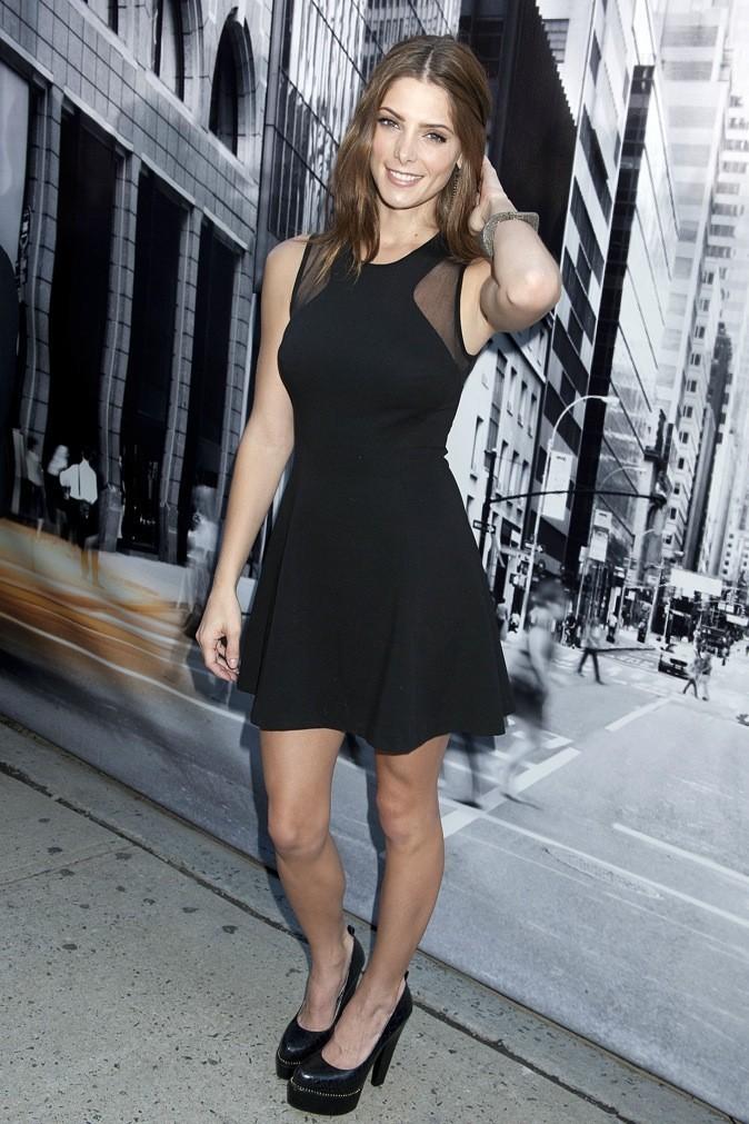 En petite robe noire à la Fashion Week !
