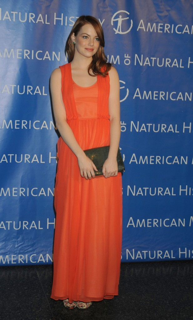 2011: Emma au musée d'histoire naturelle de New-york