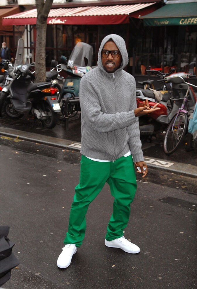 2008: Sportswear au défilé Valentino