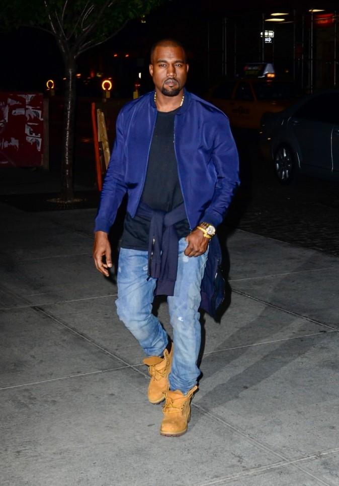 Looks De Kanye West D Couvrez Son C V Fashion