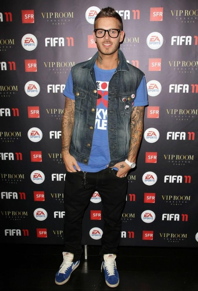 2010: Soirée FIFA 11 VIP Contest au VIP Room Theatre de Paris.