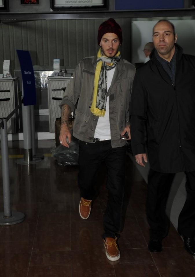 2012: A l'aéroport de Nice
