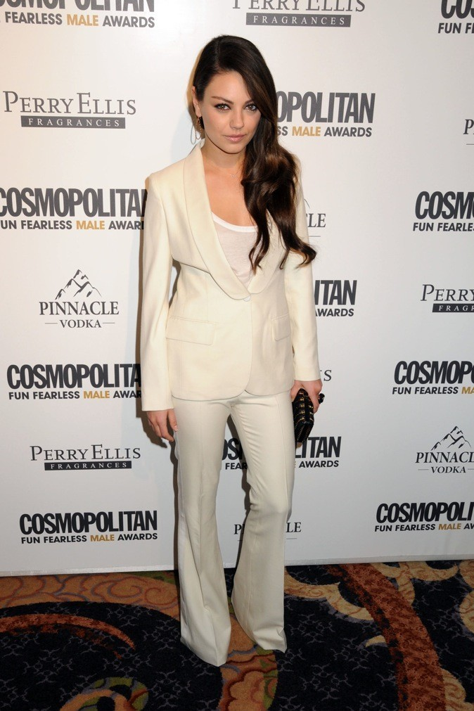 2011: au Gala Cosmopolitain.