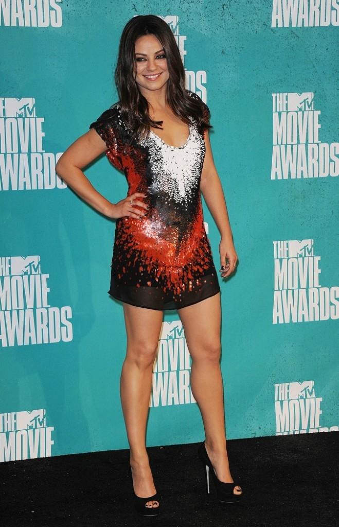 2012: Canon aux Mtv Music Awards !