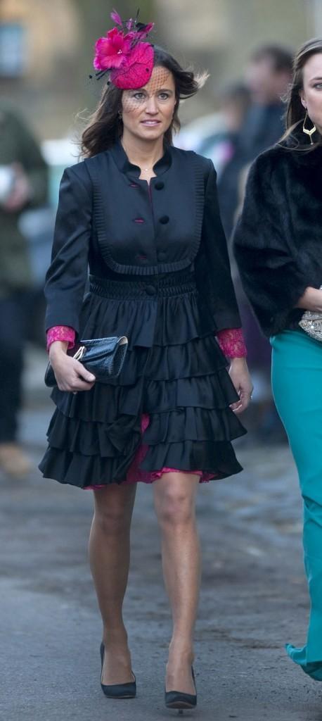 Pippa Middleton en février 2011