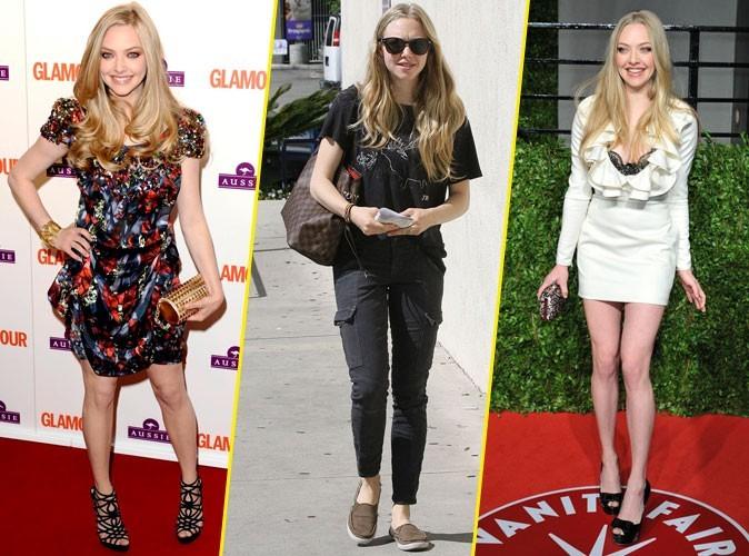 Look de star : le CV fashion d'Amanda Seyfried