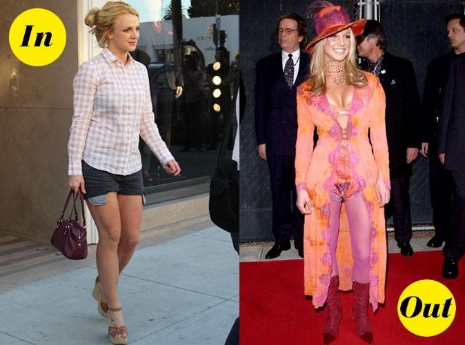 Look de star : le pire et le meilleur de Britney Spears !