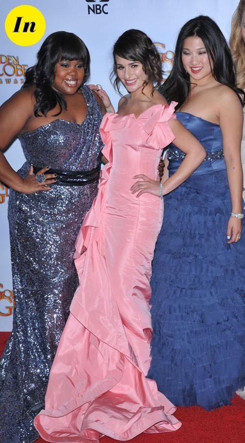 Look de star : les loosers de Glee en mode glamour !